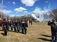 Salem First Muster 2015